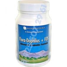 Флора-Дофилус + ФОС (Flora-Dophilus + FOS) / Флорадофилус