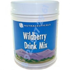 Коктейль со вкусом брусники / Wildberry Drink Mix